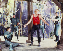 This is an image of Photograph & Poster of Flash Gordon 1980 296792