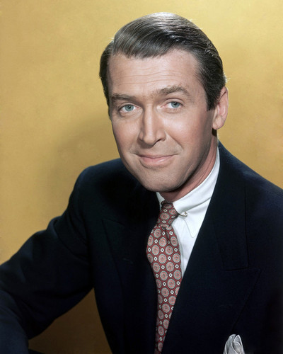 This is an image of Photograph & Poster of James Stewart 296130