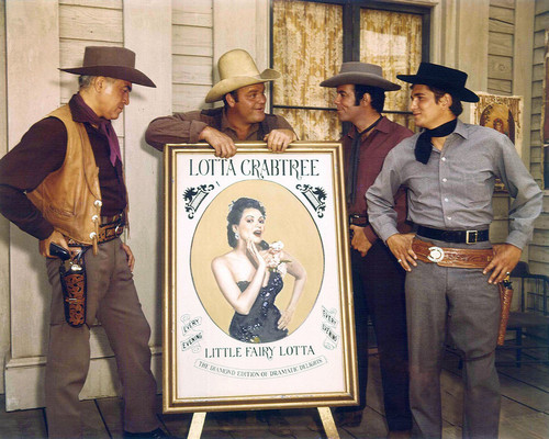 This is an image of Photograph & Poster of Bonanza 296193