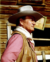 This is an image of Photograph & Poster of John Wayne 296152