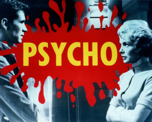 This is an image of Photograph & Poster of Psycho 296440