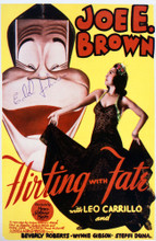 This is an image of Photograph & Poster of Flirting with Fate 297646