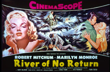 This is an image of Photograph & Poster of River of No Return 297281