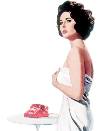 This is an image of Photograph & Poster of Elizabeth Taylor 297507