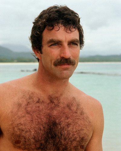 This is an image of Photograph & Poster of Tom Selleck 297617