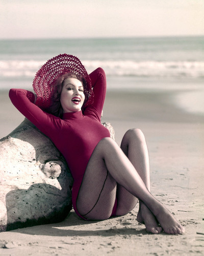 This is an image of Photograph & Poster of Julie Newmar 297769