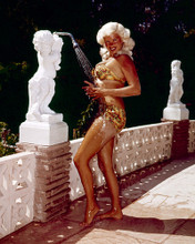 This is an image of Photograph & Poster of Jayne Mansfield 297758