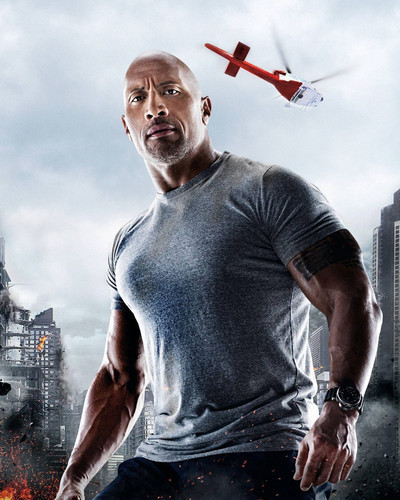 This is an image of Photograph & Poster of Dwayne Johnson 298026