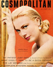 This is an image of Vintage Reproduction of Grace Kelly 297298