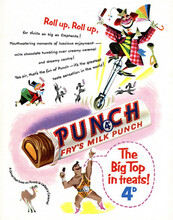 This is an image of Vintage Reproduction of Punch 297334