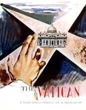 This is an image of Vintage Reproduction of The Vatican 297377