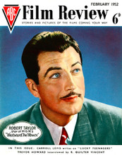 This is an image of Vintage Reproduction of Robert Taylor 297380