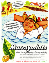 This is an image of Vintage Reproduction of Murraymints 297389