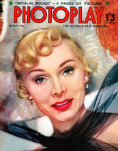 This is an image of Vintage Reproduction of Zsa Zsa Gabor 297406