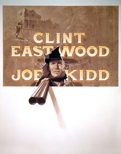 This is an image of Vintage Reproduction of Joe Kidd 294987