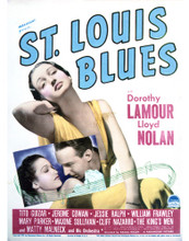 This is an image of Vintage Reproduction of St. Louis Blues 296407