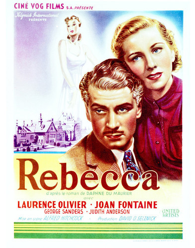 This is an image of Vintage Reproduction of Rebecca 296473