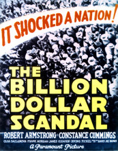 This is an image of Vintage Reproduction of Billion Dollar Scandal 296955