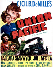 This is an image of Vintage Reproduction of Union Pacific 296987
