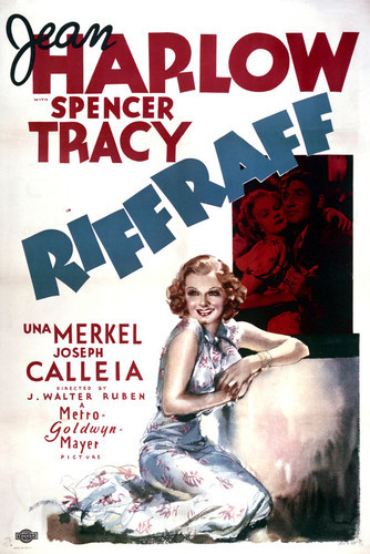 This is an image of Vintage Reproduction of Riffraff 294970