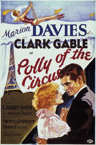 This is an image of Vintage Reproduction of Polly of the Circus 294977