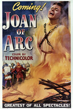 This is an image of Vintage Reproduction of Joan of Arc 294984