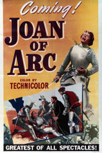 This is an image of Vintage Reproduction of Joan of Arc 294985