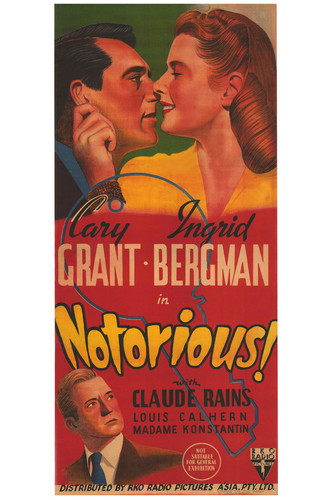 This is an image of Vintage Reproduction of Notorious 295116