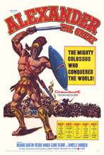 This is an image of Vintage Reproduction of Alexander the Great 295120