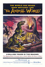This is an image of Vintage Reproduction of The Animal World 295131