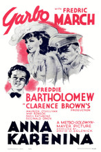 This is an image of Vintage Reproduction of Anna Karenina 295132