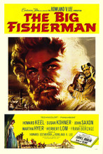 This is an image of Vintage Reproduction of The Big Fisherman 295153