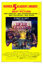 This is an image of Vintage Reproduction of The Deer Hunter 295215