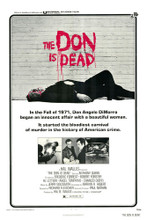 This is an image of Vintage Reproduction of The Don is Dead 295326