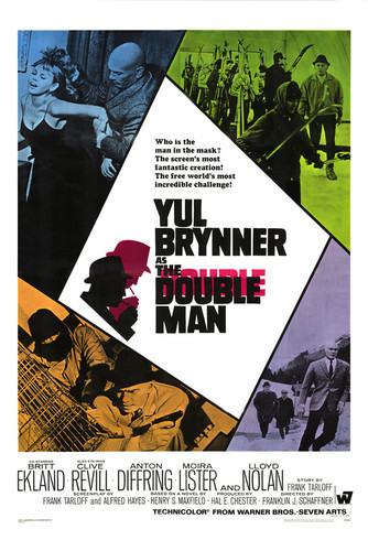 This is an image of Vintage Reproduction of The Double Man 295327