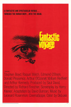 This is an image of Vintage Reproduction of Fantastic Voyage 295348
