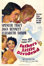 This is an image of Vintage Reproduction of Father's Little Dividend 295350