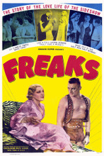 This is an image of Vintage Reproduction of Freaks 295363