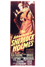 This is an image of Vintage Reproduction of The Adventures of Sherlock Holmes 1939 295389