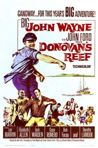 This is an image of Vintage Reproduction of Donovan's Reef 295395