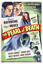 This is an image of Vintage Reproduction of The Pearl of Death 296889
