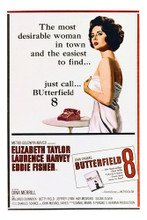 This is an image of Vintage Reproduction of Butterfield 8 296890