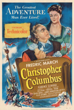 This is an image of Vintage Reproduction of Christopher Columbus 295056