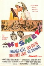 This is an image of Vintage Reproduction of Kismet 295081