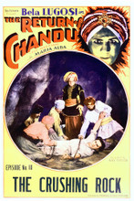 This is an image of Vintage Reproduction of The Return of Chandu 295173