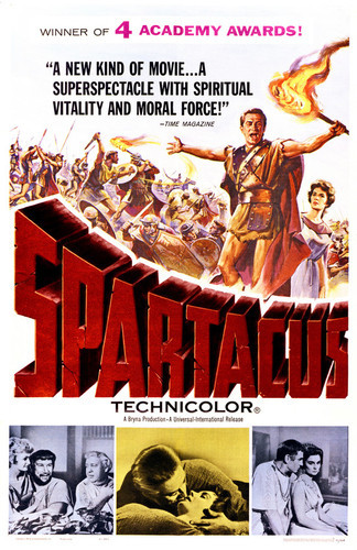 This is an image of Vintage Reproduction of Spartacus 295286