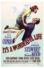This is an image of Vintage Reproduction of Its a Wonderful Life 295289