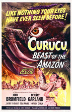 This is an image of Vintage Reproduction of Curucu Beast of the Amazon 295291