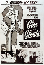 This is an image of Vintage Reproduction of Glen or Glenda 295305