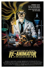 This is an image of Vintage Reproduction of Re-Animator 295867